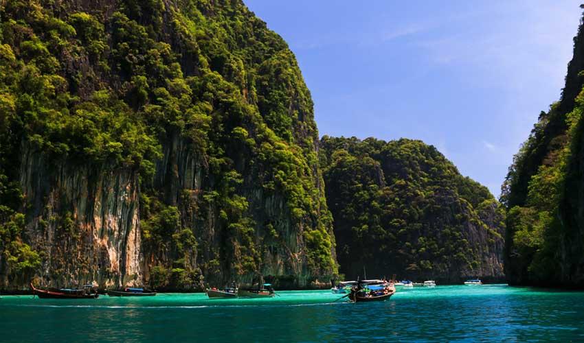 thailande a faire koh phi phi