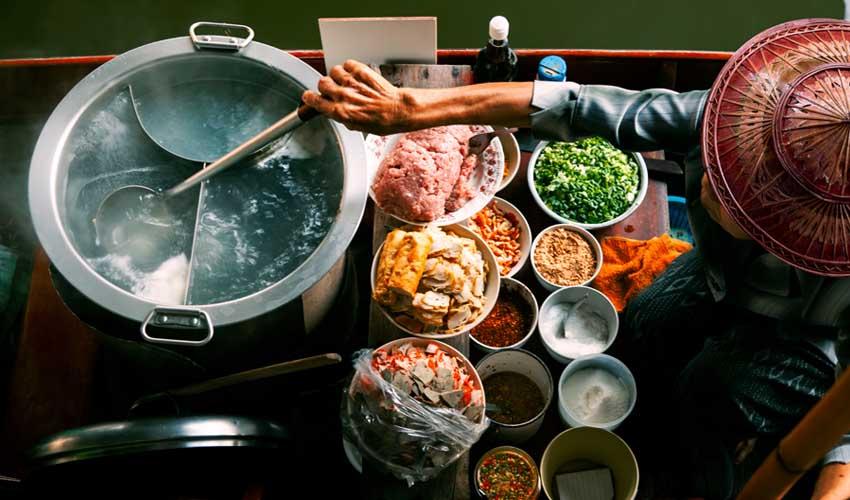 thailande pas cher manger local street food