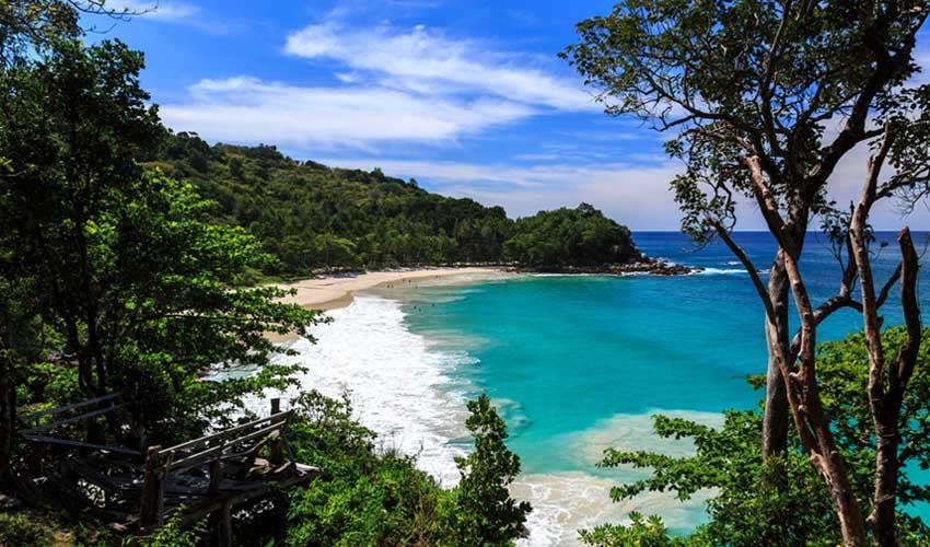thailande pas manquer freedom beach