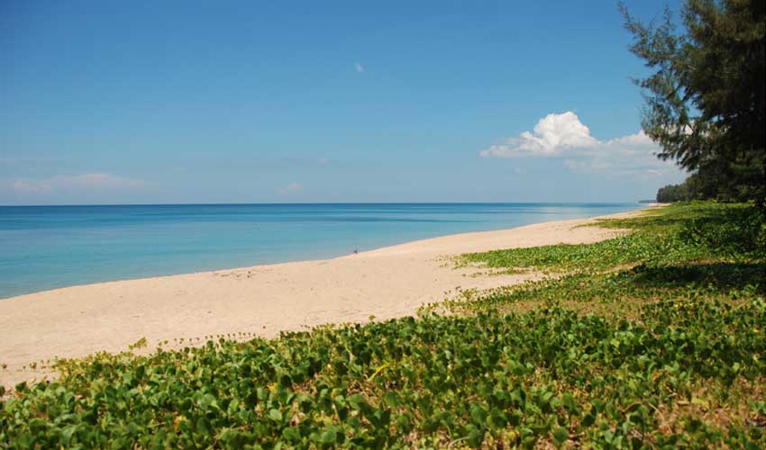 thailande pas manquer parc national sirinat plage de mai khao