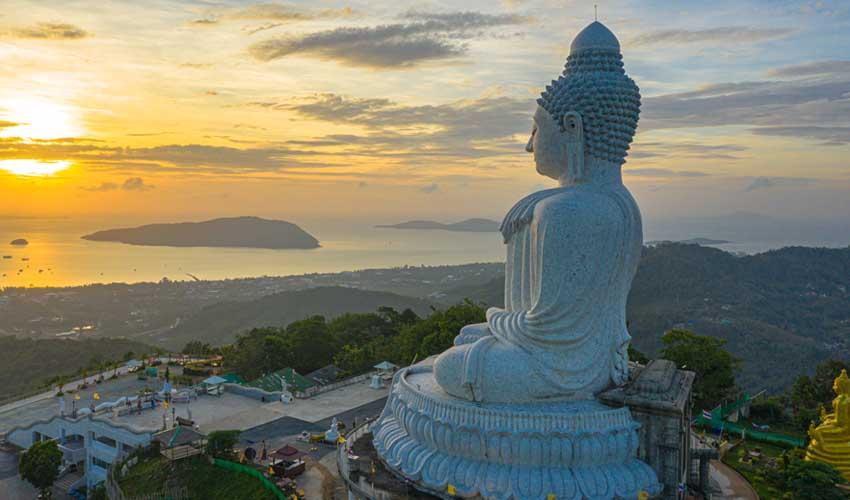 thailande pas manquer big bouddha phuket