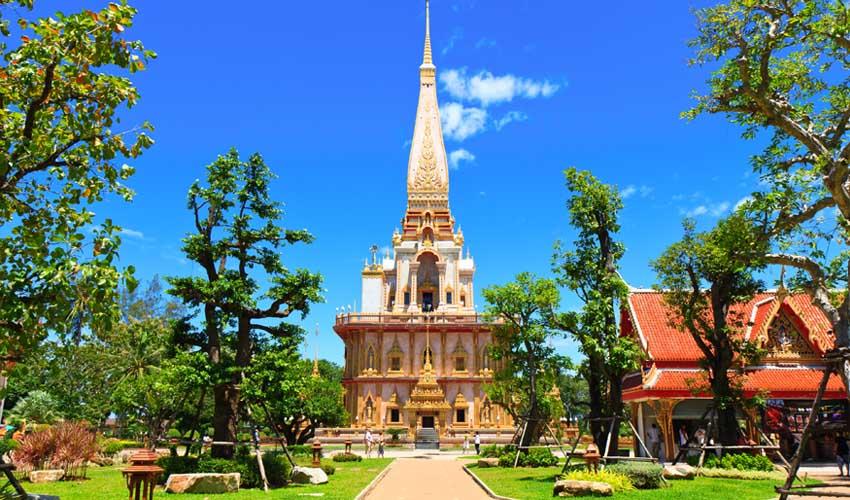 thailande pas manquer wat chalong