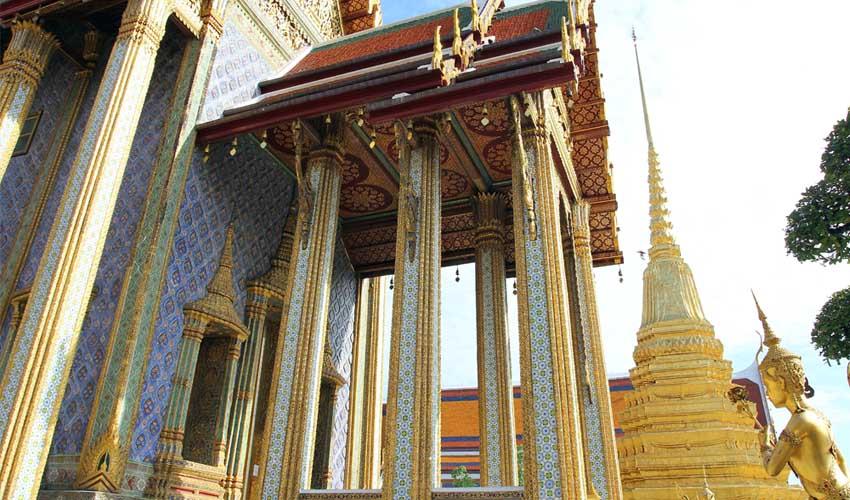 thailande pas manquer temple wat phra keao bangkok palais royal