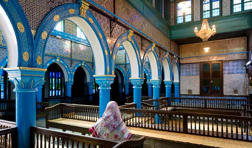 tunisie pas manquer djerba synagogue ghriba