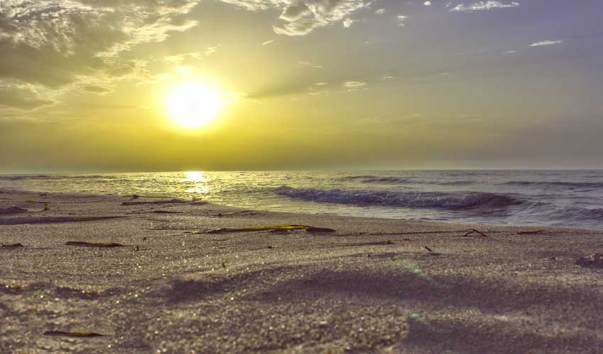 tunisie pas manquer lagune de korba nabeul plage