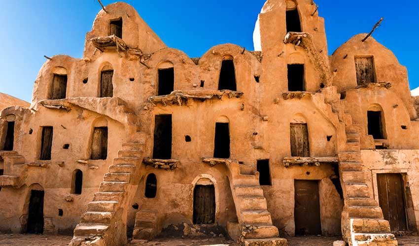 tunisie pas manquer ksar ouled soltane village berbere