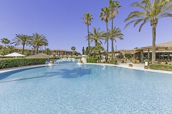 Club Framissima Blau Colonia Sant Jordi Resort & Spa : Piscine