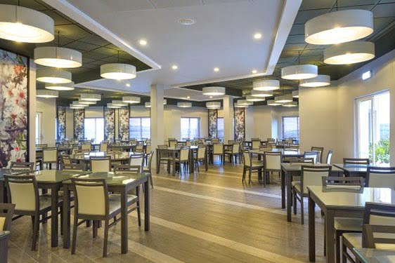 Club Framissima Adriana Beach : Restauration