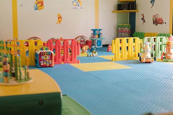 Kappa Club Kenzi Agdal : Espaces enfants
