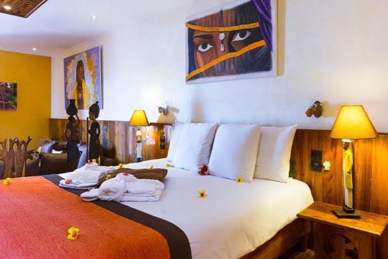 Kappa Club Royal Horizon Baobab : Chambres
