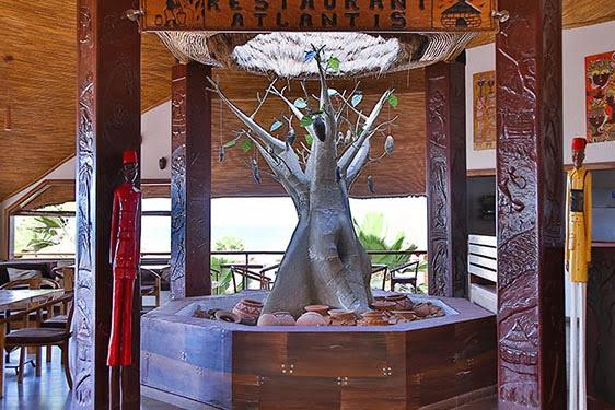 Kappa Club Royal Horizon Baobab : Restauration