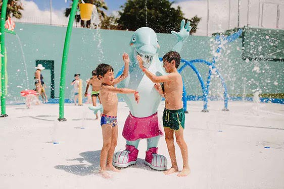 Club Lookéa Marina Beach : Espaces enfants