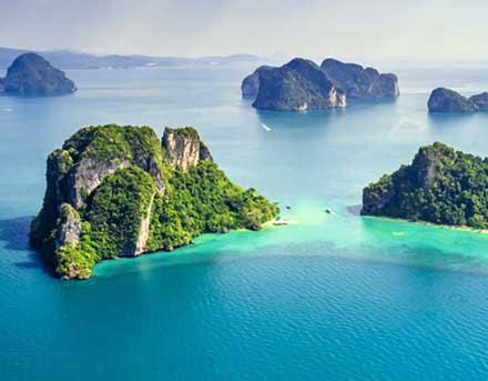 Club vacances Thailande