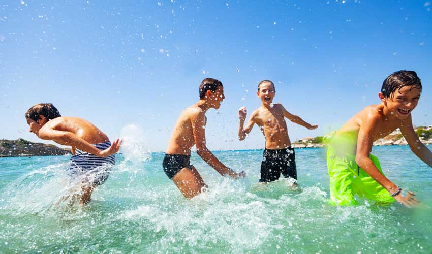 club vacances villages vacances club enfant activites en mer