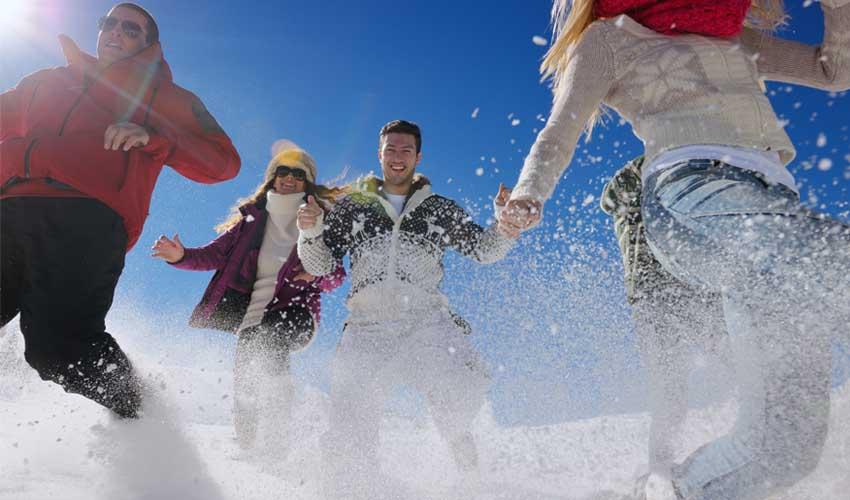 club vacances villages vacances sejour ski entre amis neige