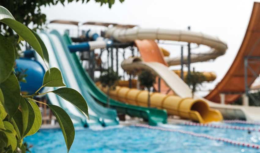 Campings Tohapi en promo avec piscine et toboggans