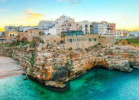 Séjour et voyage Italie