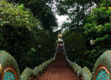 Séjour et voyage Thaïlande
