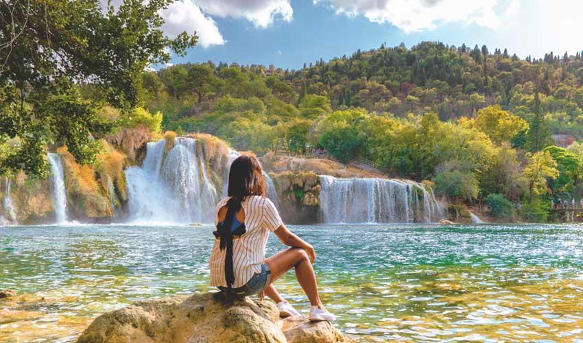 sejour tout compris vacances all inclusive voyage a l'etranger croatie cascades