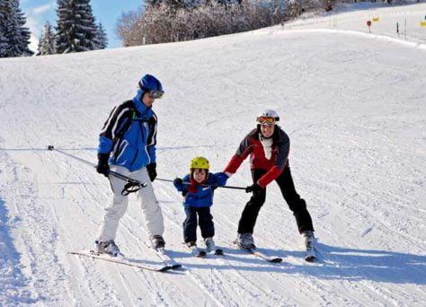 Top 5 des stations de ski pour les débutants avec Travelski