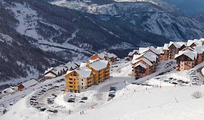 travelski skissim select les hauts de valmeinier
