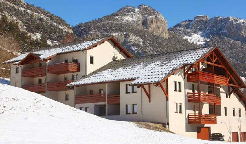 travelski ski m'arrange residence plein soleil