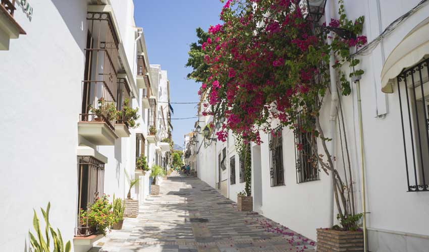 andalousie a faire malaga et marbella village
