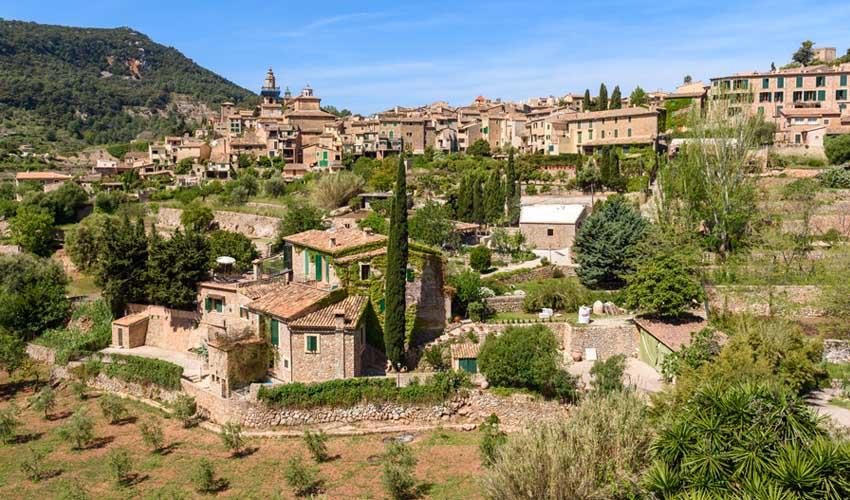 Découvrir Valldemossa, à Majorque