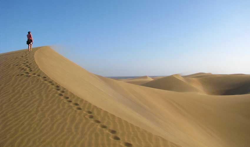 canaries a faire dunes de maspalomas gran canaria