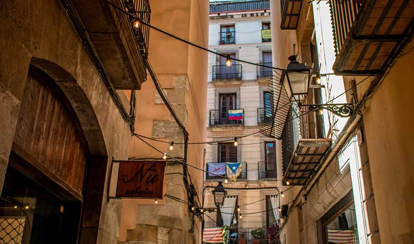 costa brava a faire quartiers de barcelone populaires