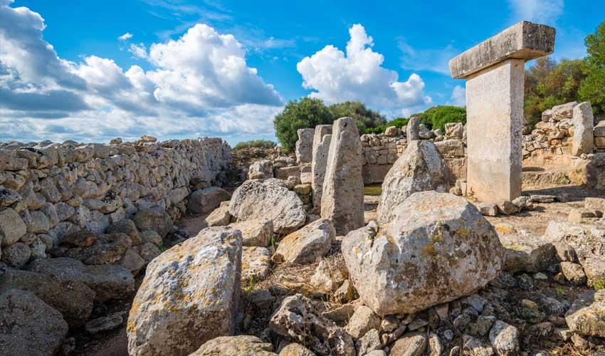 minorque pas manquer La Torralba d'En Salord village préhistorique
