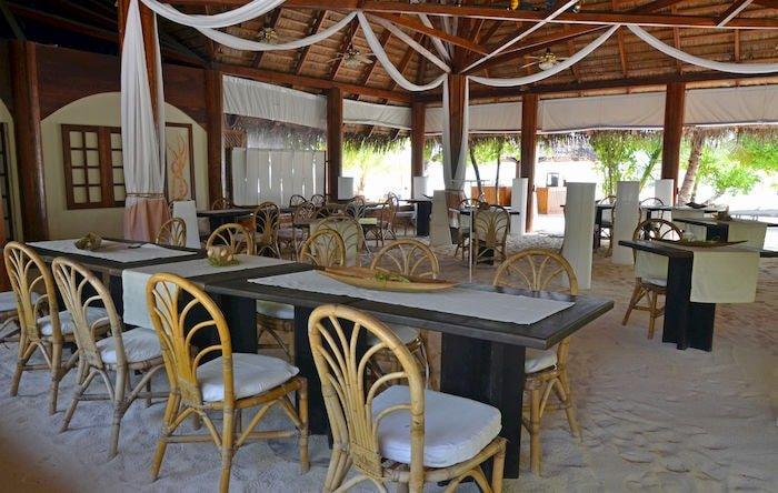 Bravo Club Alimatha : Restauration