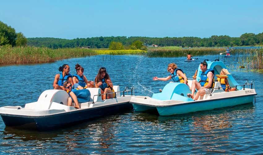 campings tohapi club enfant activites nautiques