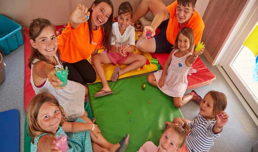 campings tohapi les avis club enfant