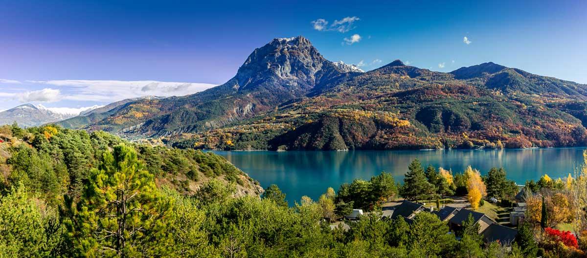 campings tohapi vacances montagne et nature image principale avec lac