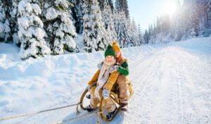 Parenthèse rafraîchissante avec Huttopia pour vos vacances d'hiver