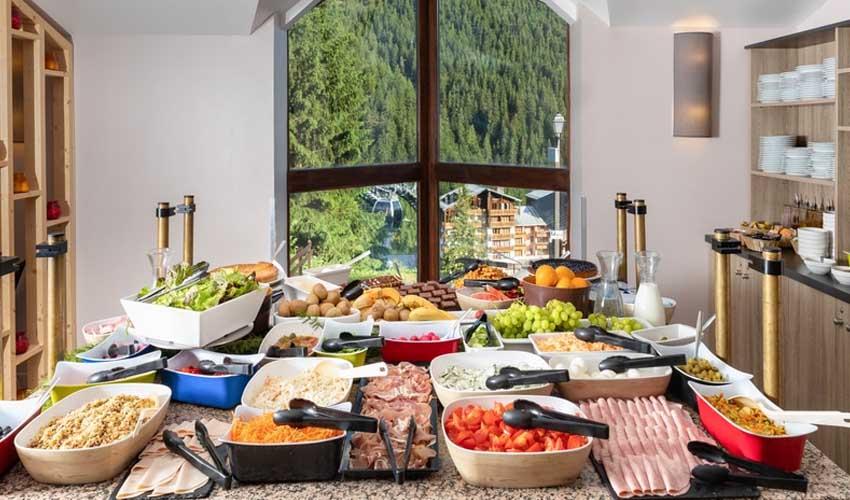 soleil vacances formules all inclusive silver buffet