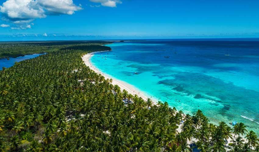 top sejours club framissima Royalton Splash Punta Cana Beach & Resort excursion sur l'ile saona