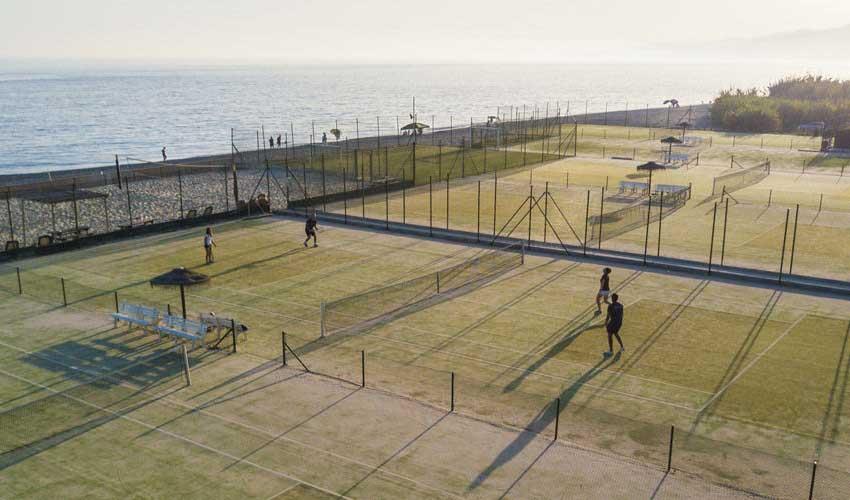 top sejours club kappa playa granada andalousie terrain de tennis