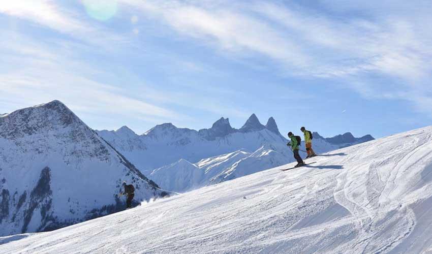 top sejours club mmv residence l'etoile des sybelles pistes de ski