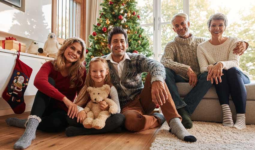 Vacances de Noel en famille avec Center Parcs