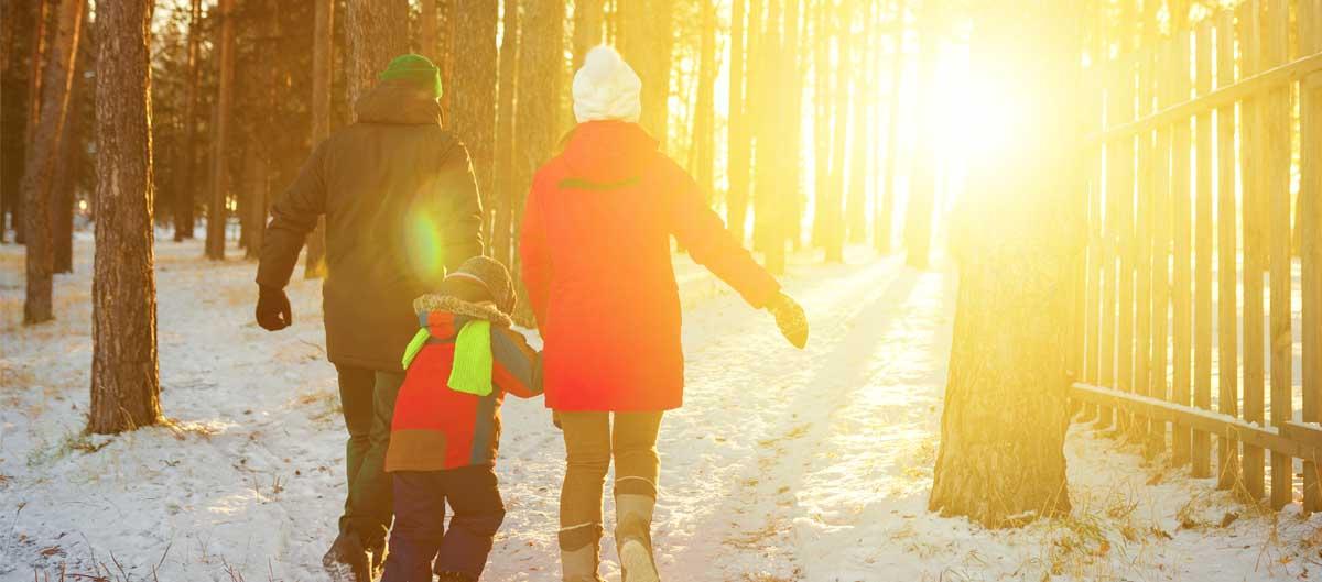 Vente Flash Center Parcs : vacances de Noel et du Nouvel An