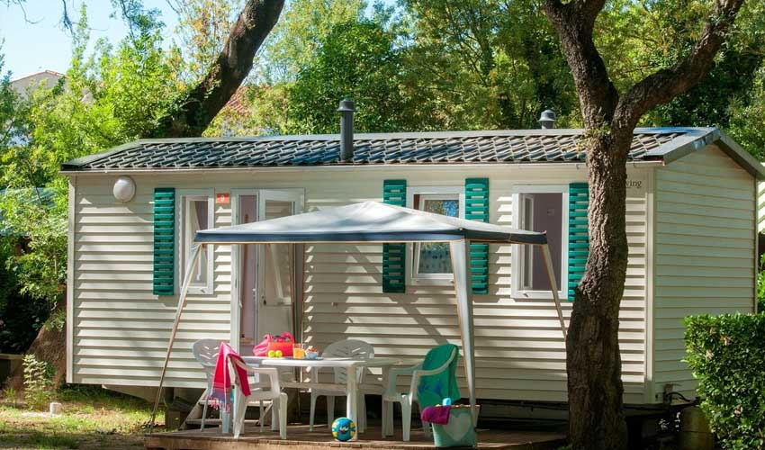 animations enfant camping homair mobil home gamme bungalow