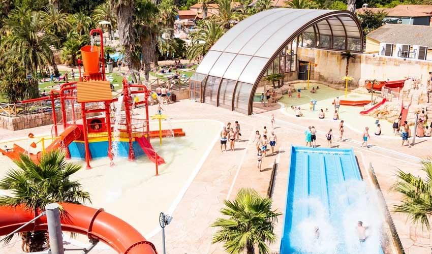 animations enfants camping homair parc aquatique et jeux aqualudiques camping la sirene