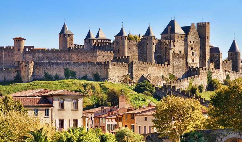 animations enfant camping homair visiter carcassonne