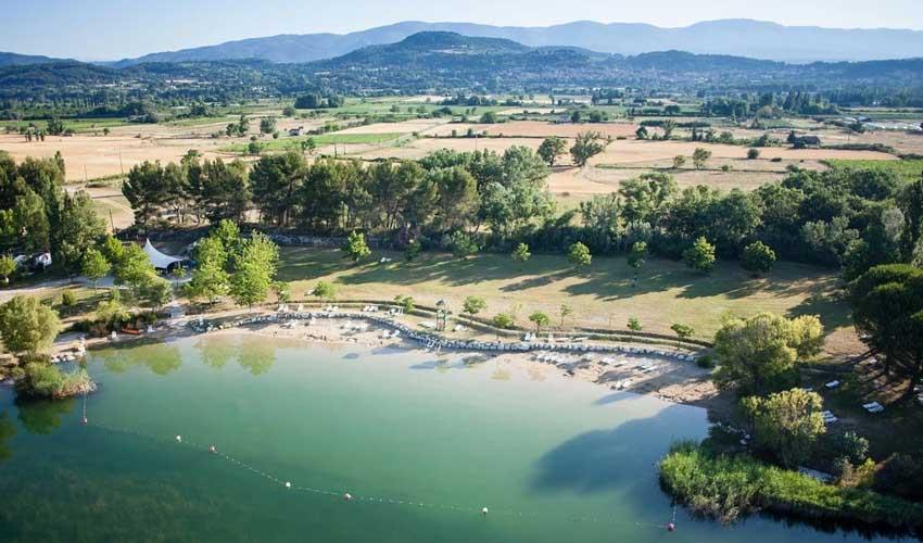 Camping Homair Val de Durance en promo pendant les Early Booking