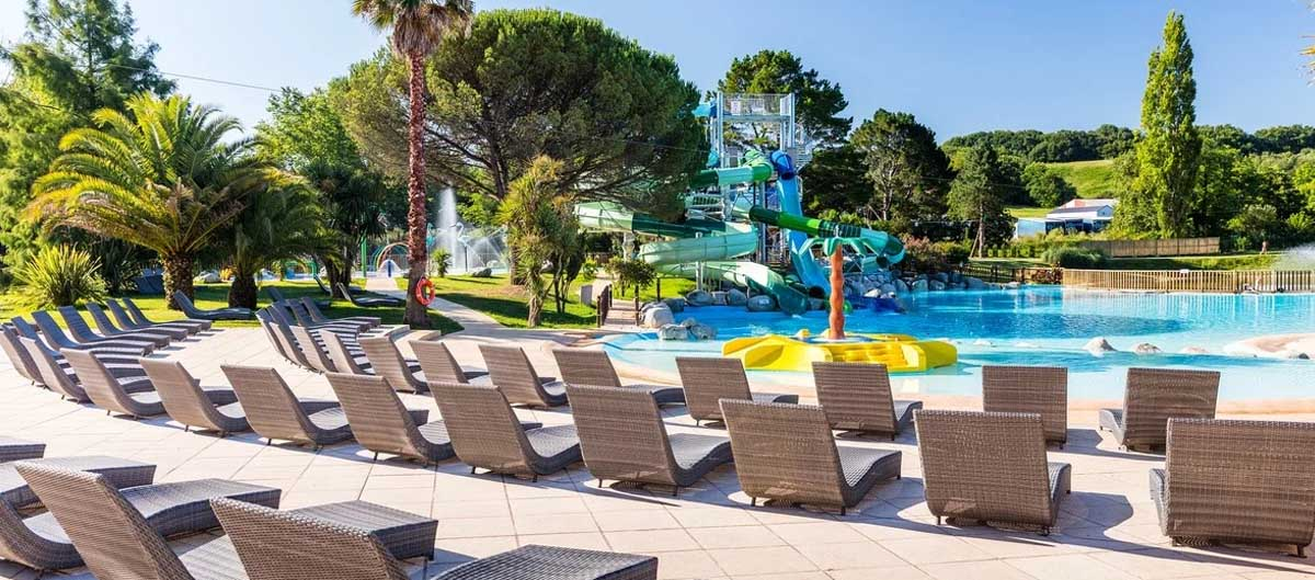 homair camping 5* et equipements sportifs image principale