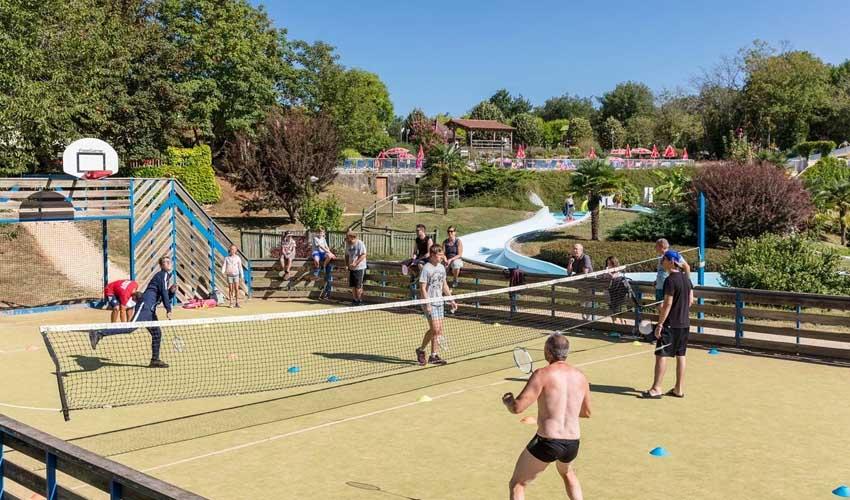 homair camping 5* et sport saint avit et terrains multisports