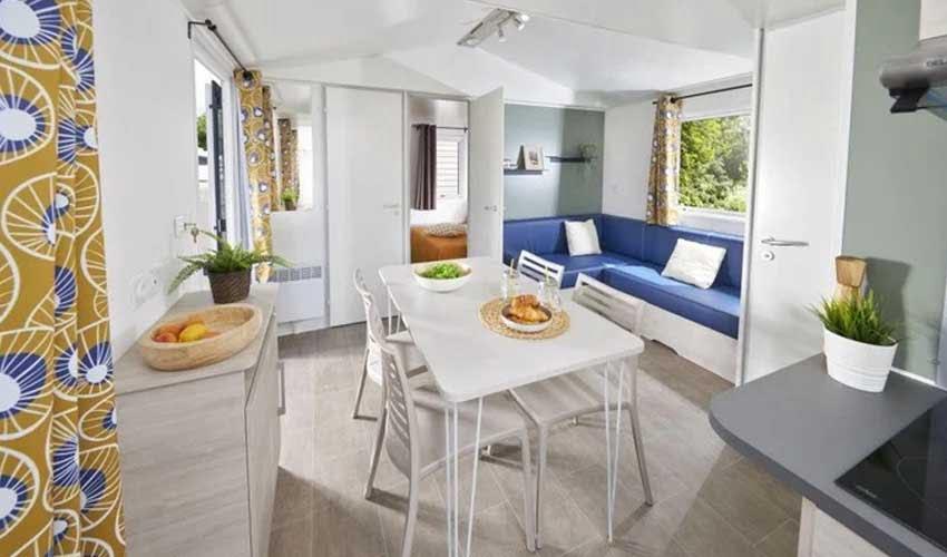 homair camping 5 etoiles et sport mobil home premium interieur