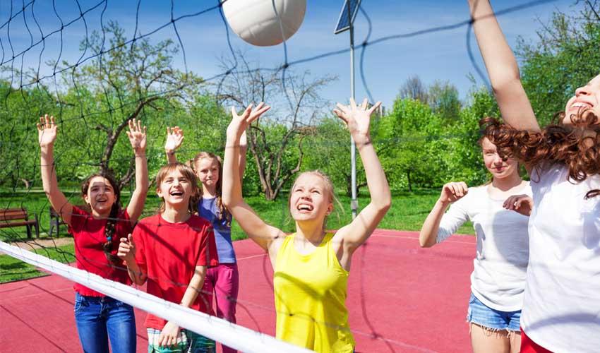 Sport pour les enfants de 12 ans en club Framissima